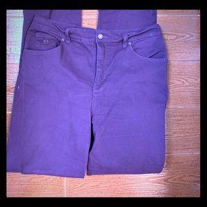 Gloria Vanderbilt Amanda style jeans